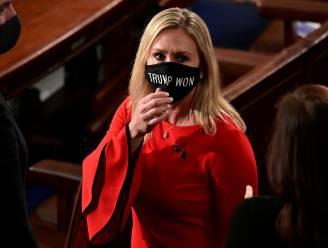 """Republikeins QAnon-Congreslid: """"Laserstraal uit de ruimte veroorzaakte bosbranden Californië"""""""