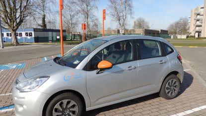 Nieuwe deelauto's in deelgemeenten
