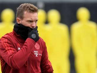 Bayern-coach Nagelsmann test positief op corona en keert zonder team terug uit Portugal