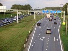 A59 dit weekend afgesloten voor werkzaamheden