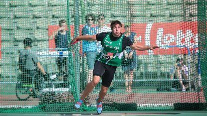 Milanov geeft forfait voor EK atletiek met stressfractuur in rechtervoet