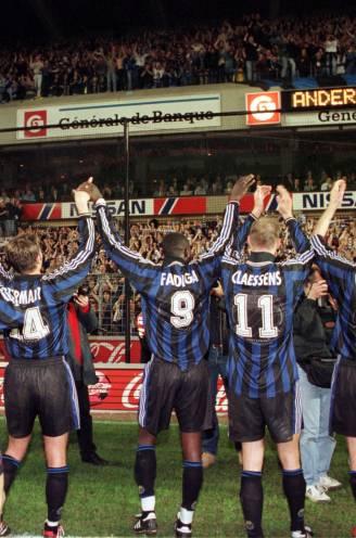 """Club Brugge in 1998 kampioen nog vóór de match in Anderlecht: """"Wie zegt dat het bij één glas bleef, is het óf vergeten, óf liegt"""""""