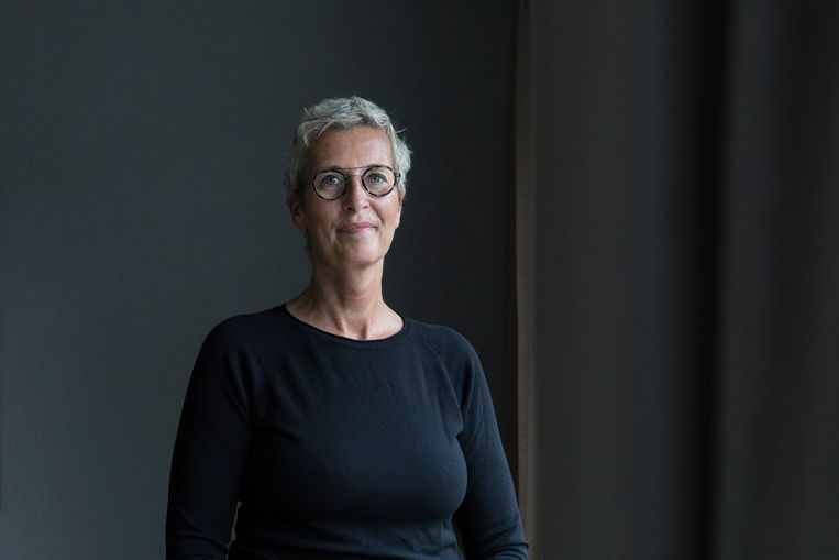 Ingeborg Jansen heeft borstkanker gehad en is hiervoor afgelopen jaar behandeld tijdens corona. Beeld Inge van Mill