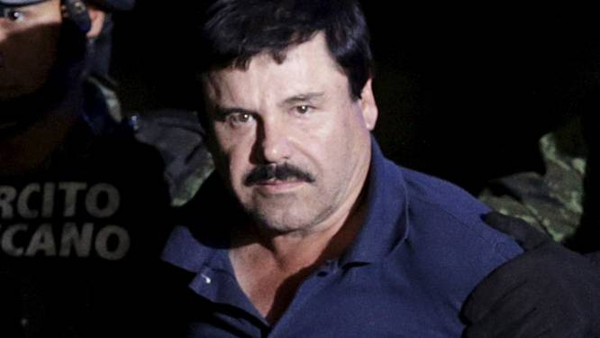 Dramaserie over El Chapo in de maak
