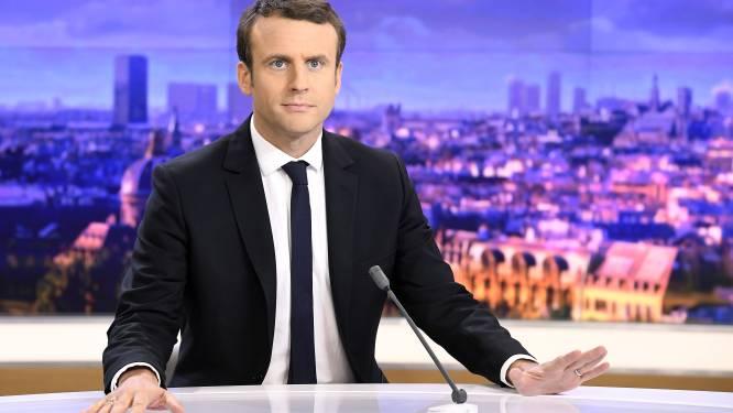 Macron verwijt Le Pen haatzaaien