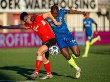 TOP Oss kan voorsprong niet vasthouden en moet punten delen met Helmond Sport