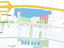Waar in de Langstraat ben je veilig als de dijken breken?