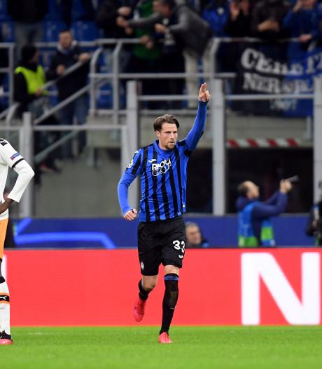 LIVE | Atalanta leidt comfortabel tegen Valencia door goals Hateboer en Ilicic
