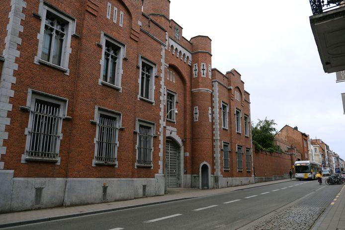 De Leuvense hulpgevangenis.