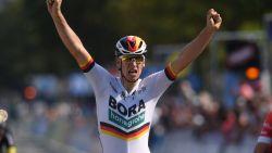 Ackermann houdt Quick.Step van 72ste seizoenszege in Ronde van Guangxi