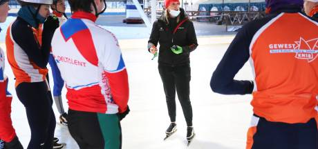 Bredase schaatshal was ooit mikpunt van spot, maar nu een uitkomst voor toptalent