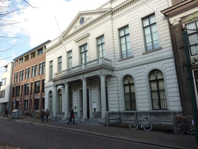 Het camerasysteem van de Dordtse rechtbank wordt onder de loep genomen.