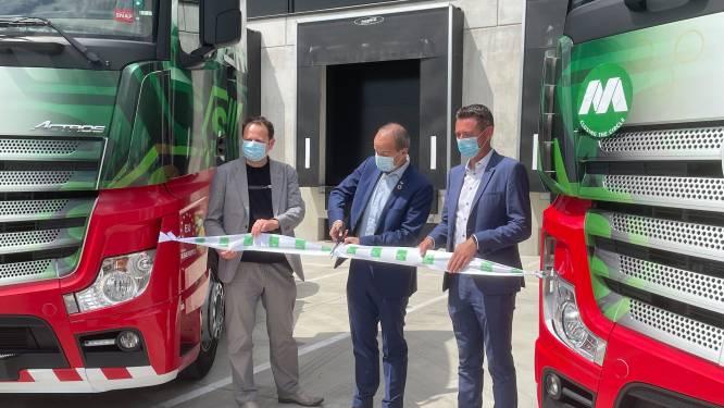 Genk Green Logistics verwelkomt eerste huurder op voormalige Ford Genk-site