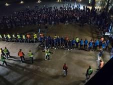 Burgemeester na incident bij De Graafschap: 'We moeten woensdag alle zeilen bijzetten, je blijft met je tengels van journalisten af'