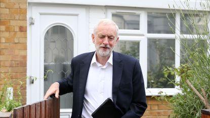 Labour-leider Corbyn wil nieuw brexitreferendum