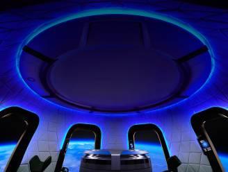 Hoogste bod voor zitje op ruimtevlucht Blue Origin bedraagt 2,4 miljoen dollar, maar bieden kan nog