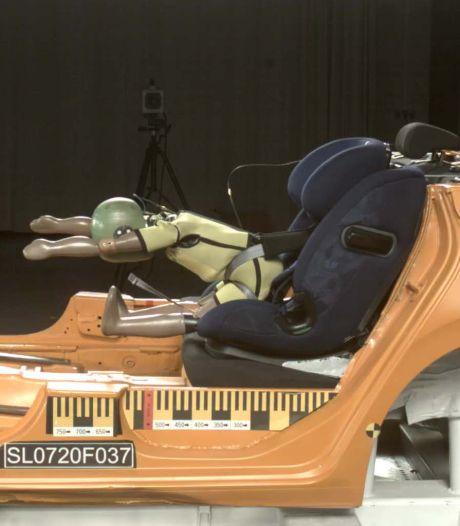 Kwaliteit autostoeltjes wordt beter, blijkt uit test van ANWB en ADAC