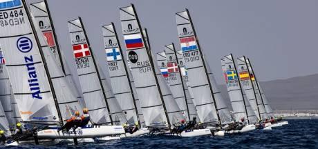 Zeiler Bjarne Bouwer moet vizier richten op Olympische Spelen van Parijs