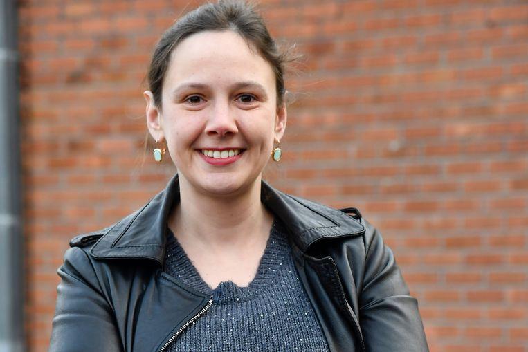 Vlaams parlementslid Freya Saeys (Open Vld)