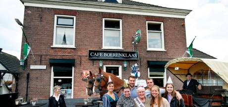 Drie kroegvrienden kopen café Boerenklaas in Brandwijk
