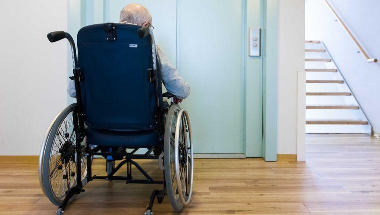 'Met een kleine aanpassing in de WLZ kunnen meervoudig gehandicapten hun zorg op maat behouden.' Beeld anp