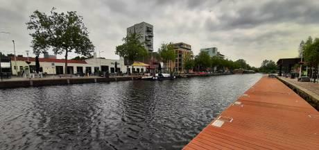 Kapotte brug zorgt voor lege Piushaven midden in het seizoen: 'Dit is heel ongelukkig'
