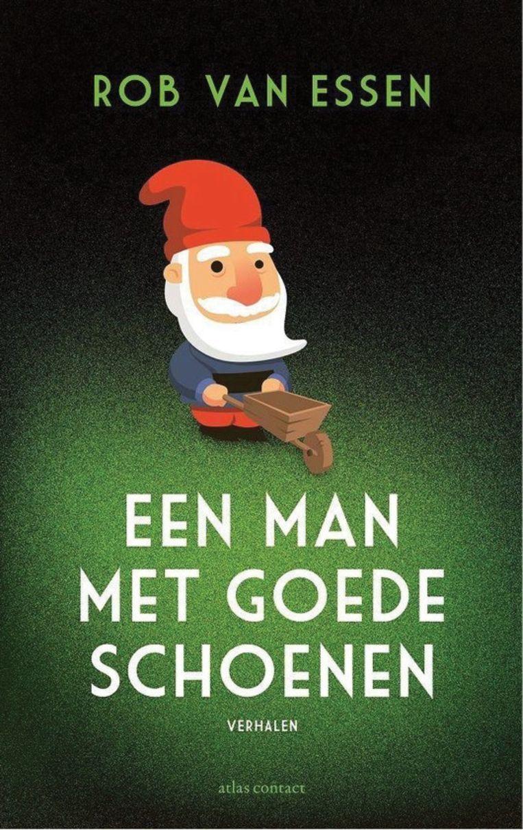 Rob van Essen – Een man met goede schoenen. Beeld rv
