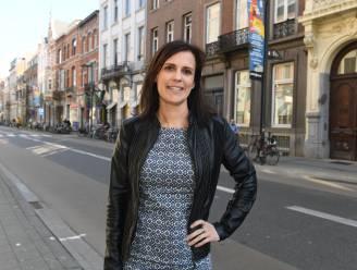 Katrien Houtmeyers (N-VA) blij met meer daadkracht tegen leegstand maar hoe zit dat nu met de afbouw van de mondmaskerplicht in hartje Leuven?
