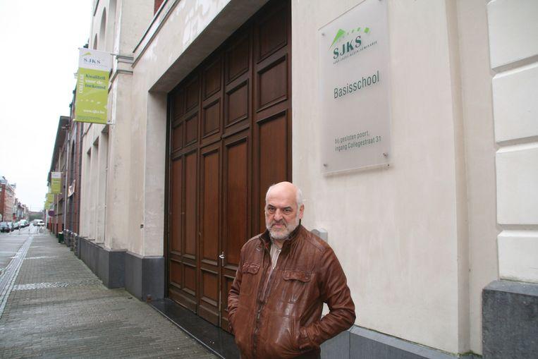 College-directeur Walter Roggeman begint op zijn 63ste aan een nieuw avontuur als raadgever van Vlaams minister-president Geert Bourgeois.