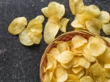 Eten met chips
