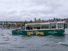 'Amfibische rondvaartboot VS zou hier nooit het water in mogen'