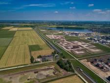 Nieuwe stad boven Zwolle? 'Da's alleen voor de mensen die het Westen ontvluchten'