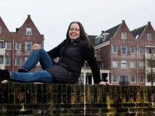 Stadsdichter Ria van Koppen ziet zichzelf vooral als versiering
