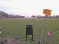 Nieuw wijkje tussen Scheerman en A58 zit er voor Moergestel voorlopig niet in