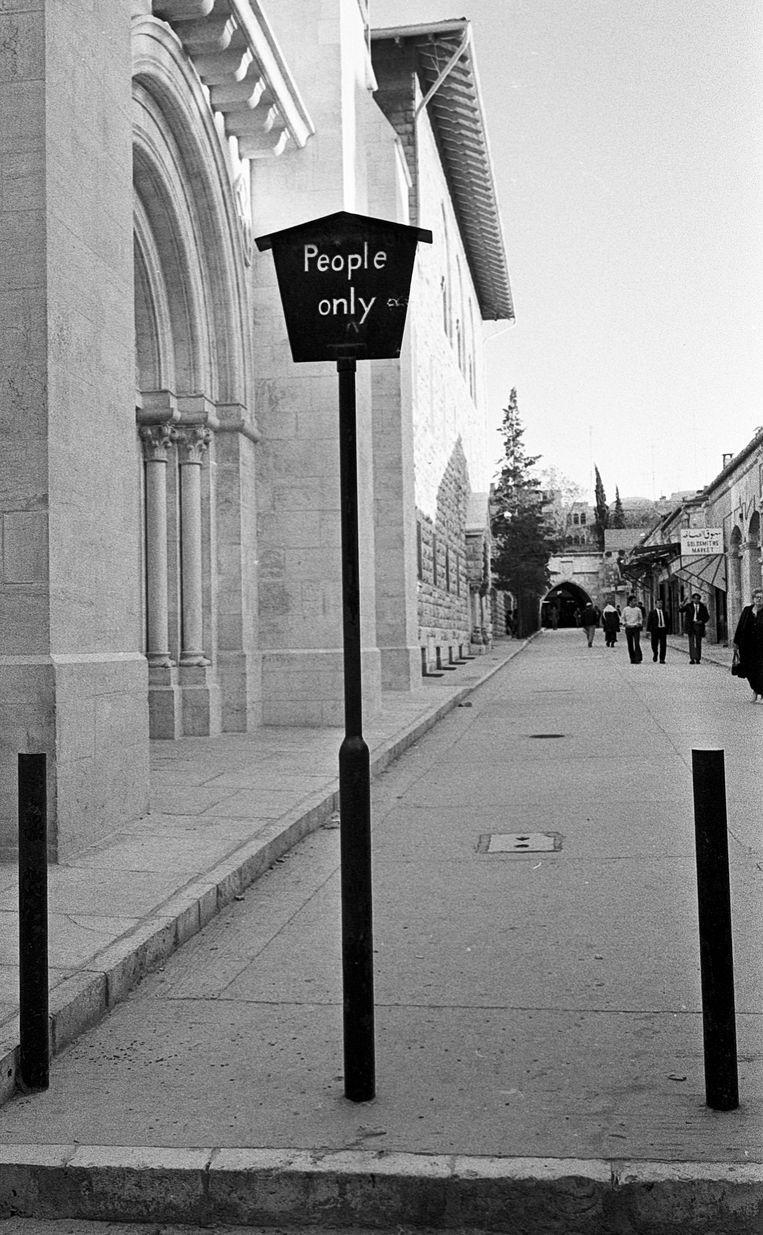 Jeruzalem. Beeld Eddy Posthuma de Boer