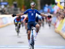 L'Italien Filippo Baroncini sacré champion du monde Espoirs, Thibau Nys sixième