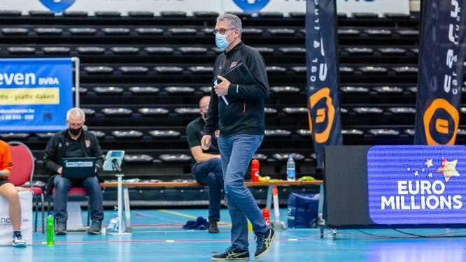 """Jan Van Huffel met Caruur Gent naar Menen: """"Afwachten hoe het met de fysieke paraatheid spelers gesteld is"""""""