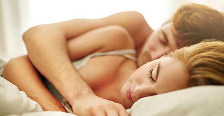Afbeeldingsresultaat voor samen slapen