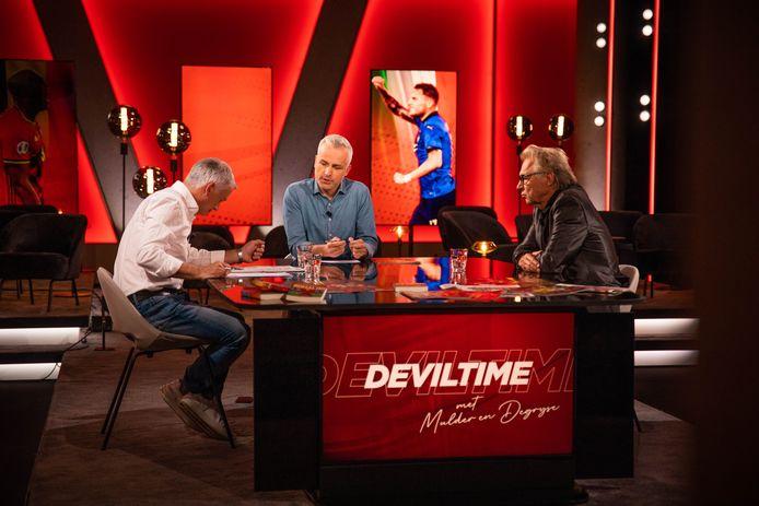 Deviltime met Degryse en Mulder.
