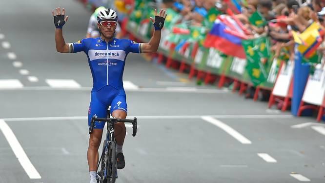 Eerste Belgische ritzege in Vuelta is een feit: sterke Philippe Gilbert soleert naar de zege in Bilbao