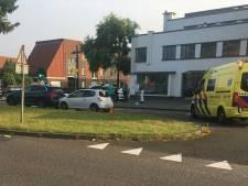 Gewonde bij aanrijding op de Lasondersingel Enschede