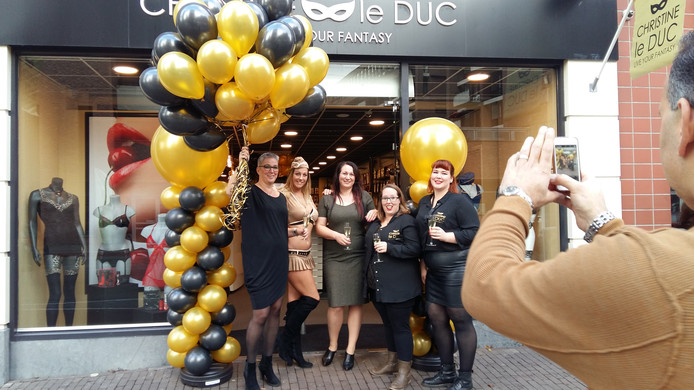 Christine Le Duc Opent Vernieuwd Filiaal In Eindhoven Eindhoven