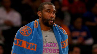 Vedette van 100 miljoen  weg bij New York Knicks