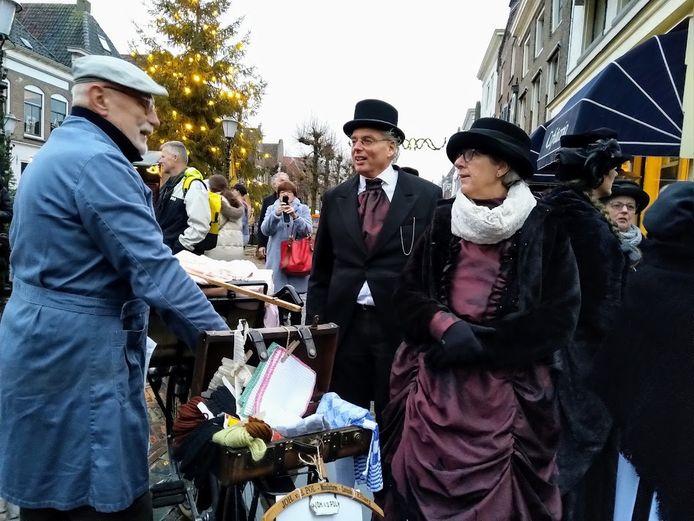 Het evenement Winter in de Vesting in de binnenstad van Elburg gaat in december 2021 niet door.