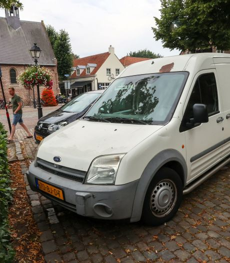 Niemand in Schijndel, Veghel of Sint-Oedenrode slaat aan op 'drugsbusje'