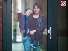 Eenzame kleuter Rosa toch naar school via Zoom: 'Ze is helemaal blij'