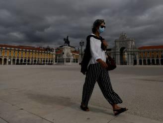 Lissabon één weekend op slot vanwege toenemend aantal coronabesmettingen