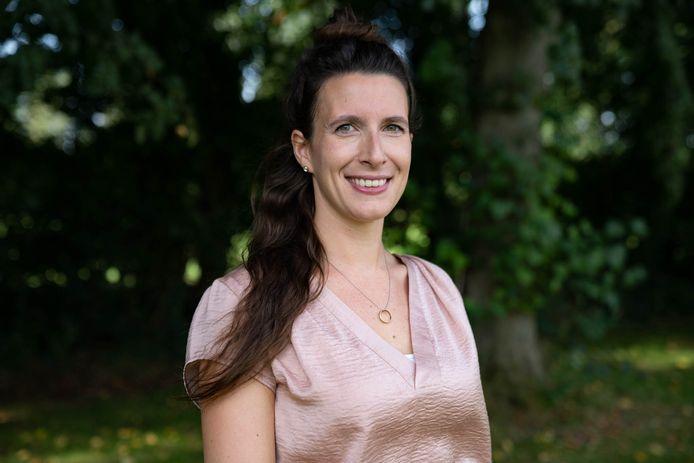Jill van de Ven, directrice onderwijs van Revalidatiecentrum Pulderbos