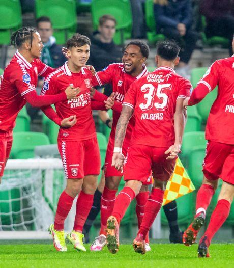 FC Twente sluit tweede seizoensblok af met punt