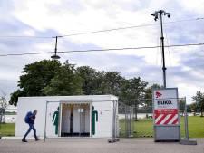 Camera moet nieuwe vernielingen openbaar toilet voorkomen, onderzoek naar daders loopt dood